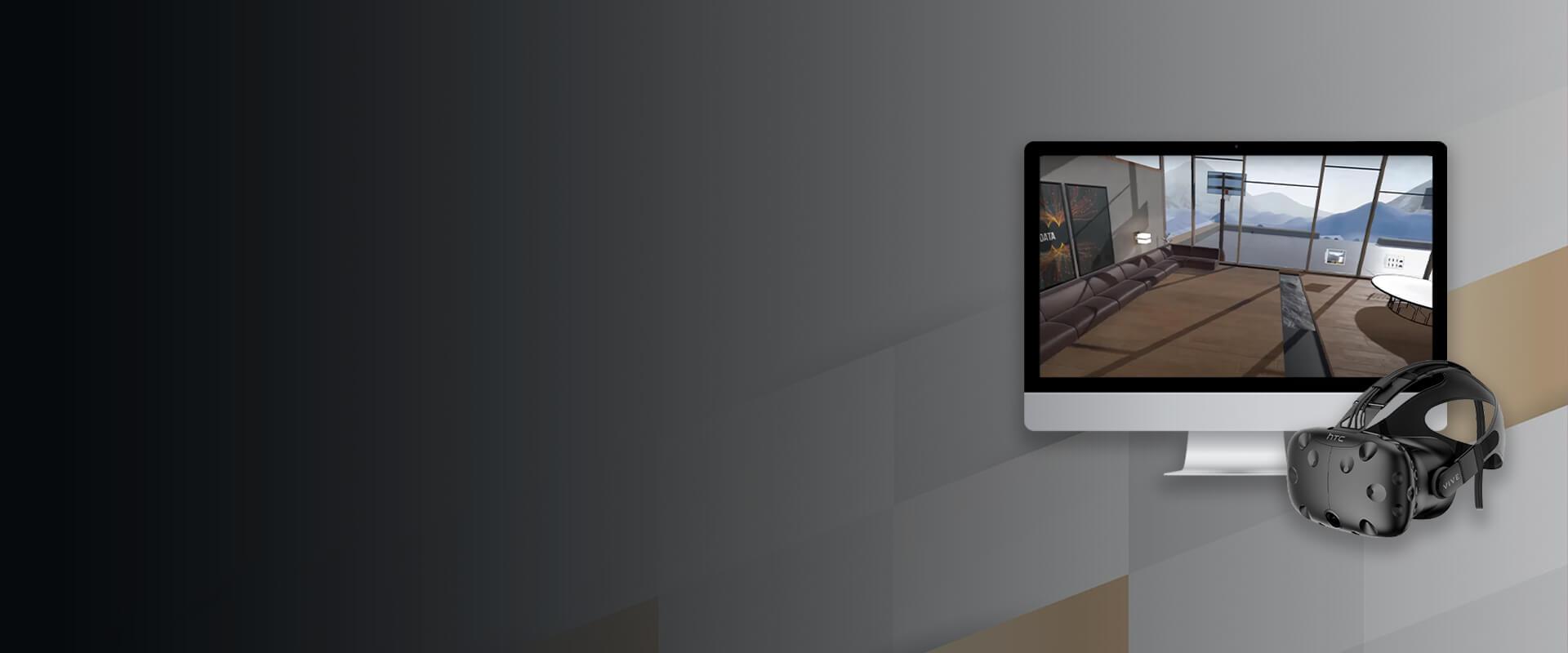 VRChat Collaborative Platform - Visartech Portfolio