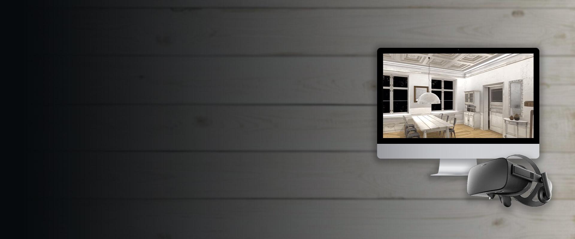 VR Interior Visualization - Visartech Portfolio